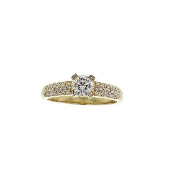 SOLITAIRE DIAMANT 3121419