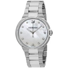 MONTRE SWAROVSKI CITY GREY 51811635