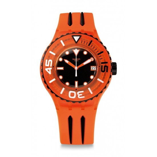 SWATCH SCUBA SUNDOWNER SUUO400