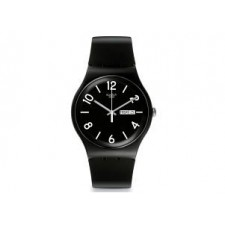 SWATCH BLACKUP BLUE