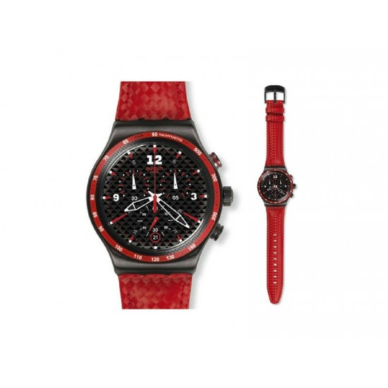 SWATCH ROSSO FUOCO