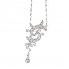 Collier ORG - Diamants- Inspirations asiatique