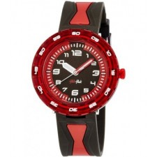 MONTRE FLIKFLAK GET IT RED