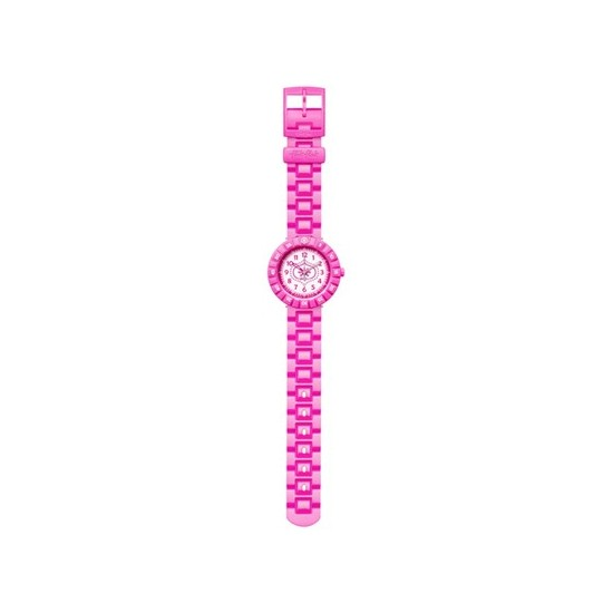 MONTRE FLIKFLAK PINK SUMMER BREEZE