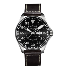 MONTRE HAMILTON KHAKI KING