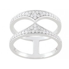 COLLECTION EOL BAGUE ARGENT ASRZ65Z