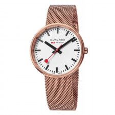 MONTRE MONDAINE MINI GIANT ROSE