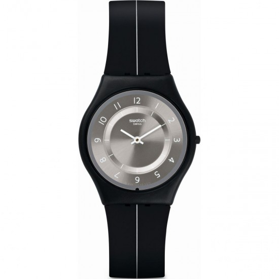 MONTRE SWATCH MY SILVER BLACK