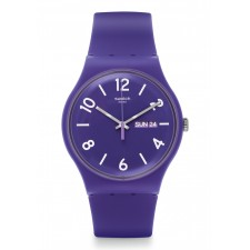MONTRE SWATCH BACKUP PURPLE