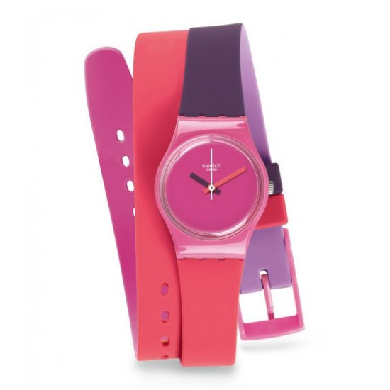 MONTRE SWATCH FUN IN PINK