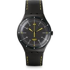 MONTRE SWATCH BLACK BLISS