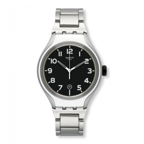 MONTRE SWATCH STRIPE BACK