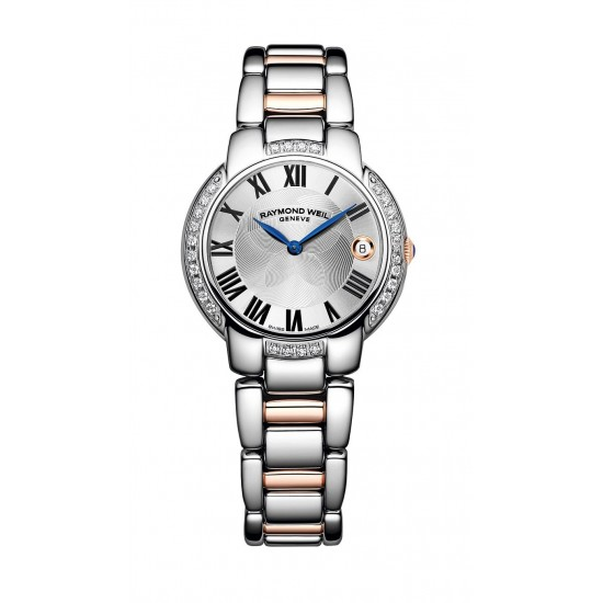 MONTRE R.WEIL JASMINE DIAMANTS BICOLORE
